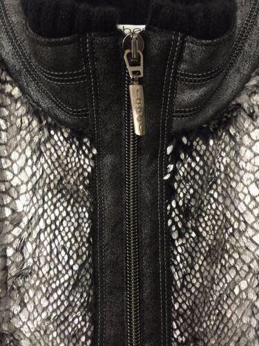 cardigan e nero per beige argento faber 42 38 Gilet argento con donna yOR1qTccwp
