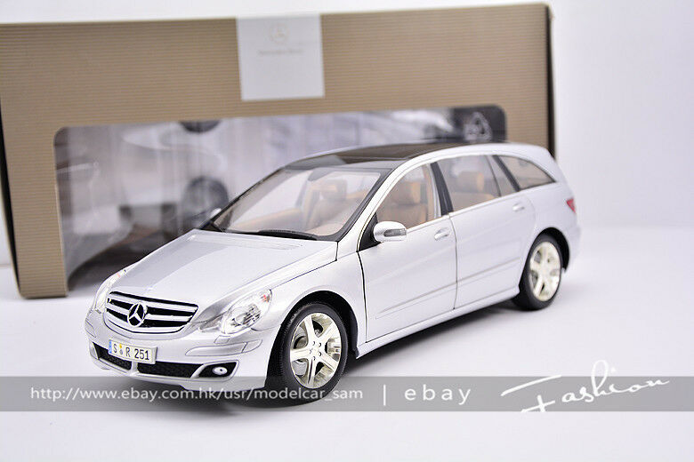 Original factory 1 18 BENZ R500 R350 business car BENZ R classe