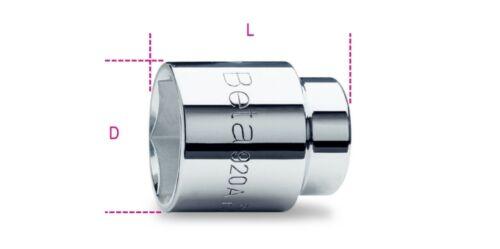 Beta Tools 920A-Hexagon Hand Socket 10mm