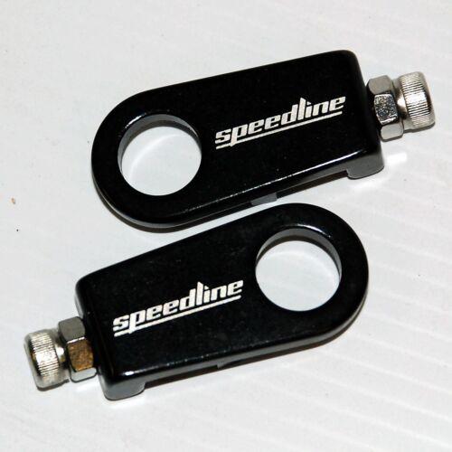 SPEEDLINE BMX SL 15MM CHAIN TENSIONER BLACK PAIR