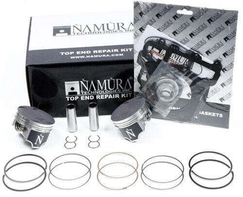 0.5mm Namura Top End Kit Kawasaki KVF650 BRUTE FORCE 4X4i 2006-13 80.46mm