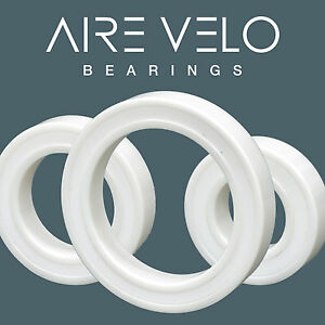 BICYCLE-FULL-CERAMIC-BEARINGS-FOR-HUBS-WHEELS-amp-BOTTOM-BRACKETS-TRACK-VELODROME