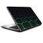 Laptop-Skin-Wrap-Universal-for-13-inch-Metal-Grid-Futuristic-Panel 縮圖 1