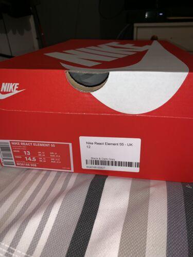 55 Element 55 Element Element Nike Nike React React Nike React 55 XX1tq