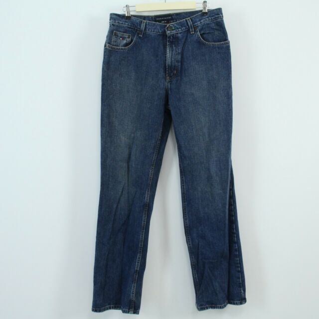 d070e32e Tommy Hilfiger Men's Boot Denim Jeans Size 33 X 34 for sale online ...