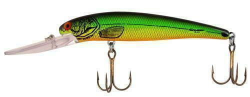 "4-1//2"" 3//4 oz Bomber Deep Long A Bass Choice of Colors Pike B25A Walleye"