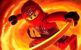 Lego Ninjago Iron on fabric heat tranfer images