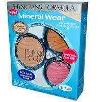 Physicians Formula Mineral Wear Flawless Airbrushing Kit, Medium