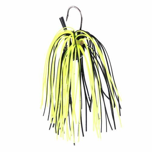 Fishing Lures Skirt Lure Lead Jigs Head Hook Bass Jigs Head Hooks Outdoor W