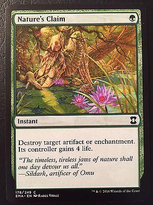 Eternal Masters Near Mint English -BFG- MTG M Silvos Rogue Elemental 4x x4