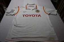Camiseta FUTBOL VALENCIA C.F. NIKE T/L TOYOTA ANIVERSARIO 1941  VINTAGE SHIRT