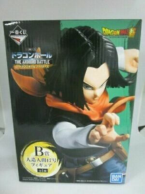 Ichiban kuji Dragonball Fighterz Android Battle Figure Android No.21 Japan F//S