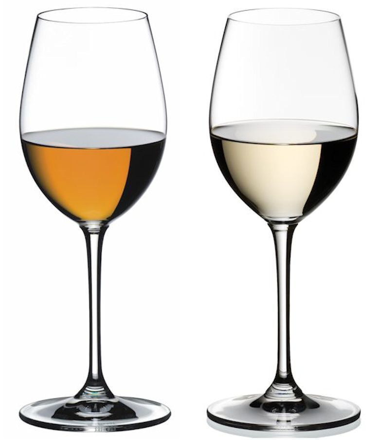Riedel Vinum Souvignon Blanc Dessertwine 2 Piece blanc Wine Glass Set 6416 33