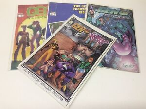 GEN-13-1-ONE-SHOT-IMAGE-THE-MAXX-WIRED-YEARBOOK-UNREAL-WORLD-1217233-SET-OF-4