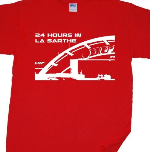 24 Hours in La Sarthe T-Shirt 24 Heures Du Mans Le, Motorsport, WEC, Sportscar