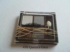 L'Oréal Paris Studio Secrets Limited Edition Eye Shadow Quad 416 The Queens Gaze