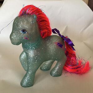 ❤️My Little Pony Vtg G1 Sky Rocket With Face Symbol **Rare**HTF** Mail Order
