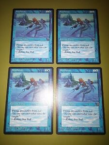 Sea-Sprite-x4-Homelands-Magic-the-Gathering-MTG-4x-Playset