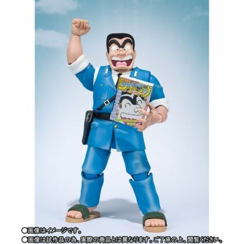 Figuarts kankichi ryotsu JUMP 50th Anniversario Edizione II JAPAN VER. BANDAI S.H