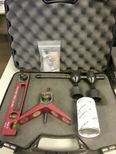 FLANGE WIZARD PIPE MAGICIAN KIT TOOL CASE 8905  - NEW - FREE PRIORITY SHIPPING