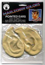Classic Star Trek Spock Ears- Costume/Make-Up/Uniform