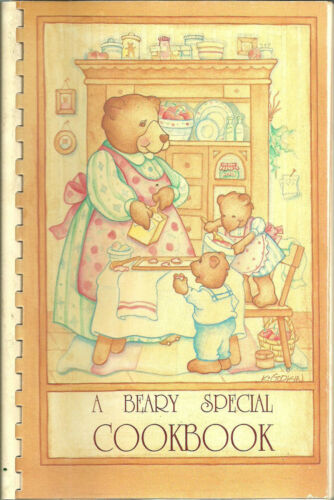 WEST MILTON OH 1994 A BEARY SPECIAL COOK BOOK CHURCH OF THE BRETHREN OHIO