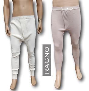 RAGNO-Mutanda-Uomo-a-gamba-lunga-01800T-con-apertura-100-Lana-Merino