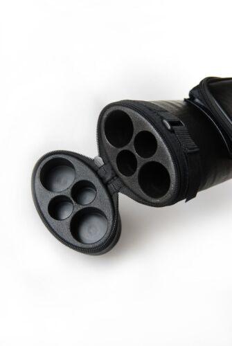 Billiard Case 2x2 Hard Tube Oval 2Butts 2Shafts Pool Cue Stick Case Cue Case