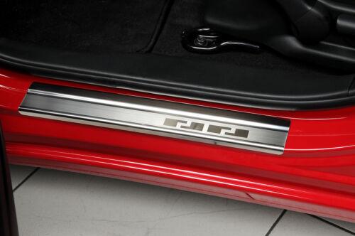 2013-14 5-door Hatchback CAR DOOR SILL PROTECTOR compatible with SEAT LEON 3