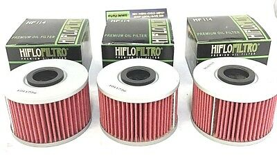 DCT TRANSMISSION Filter 16-18 3 PACK All Honda Pioneer 1000 SXS1000