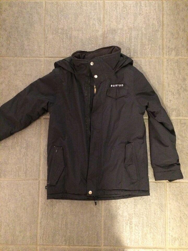 Jakke, Vinter jakke. , Burton