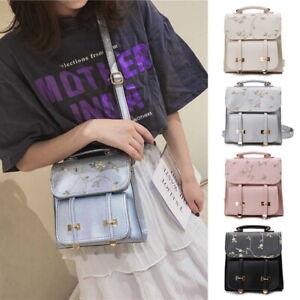 Fashion-Ladies-School-Backpack-Teenage-Girls-Leather-Shoulder-Bag-Backpack-GIFT