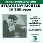 Richter in the 1950s-Vol.3 von Svjatoslav Richter (2012)