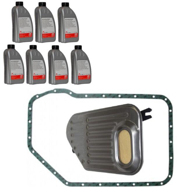 Teilesatz pour vidange-Changement De Vitesse Automatique Audi Skoda VW 5-Gang Transmission automatique