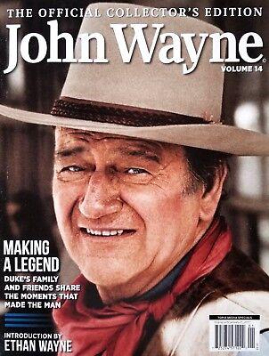 John Wayne Making A Legend Topix Media Special Magazine Volume 14 Free Shipping Ebay
