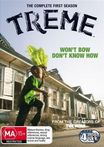 1 of 1 - Treme : Season 1 - (4-Disc Set) - NEW DVD - Region 4