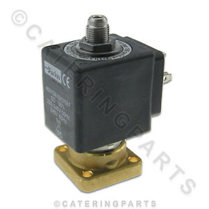 E131F4304-LUCIFER-3-WAY-SOLENOID-VALVE-240v-483510S6-9W-COIL-RUBY-SEAL-1-8-034-CON