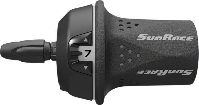 Sunrace M2 Twist Shifter Shifter Sunrace Hb Tsm21 Twist 6s Rh Gy