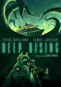 Deep Rising (DVD, 1998)