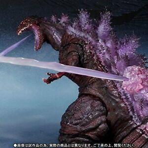 Bandai S.H.Monsterart<wbr/>s Godzilla 2016 The Fourth Awakening Ver. Figure Japan New