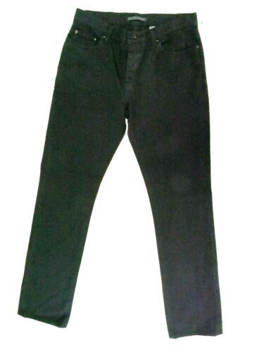 John Varvatos USA Jeans Mens 30x32 Straight Leg Bl