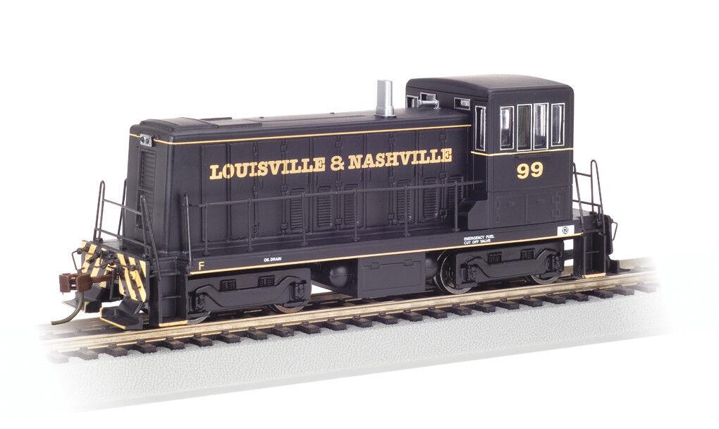 Bachmann  60604 HO Louisville & Nashville GE 70-Tonner Diesel Loco w/DCC  99