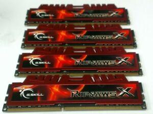 G.SKILL 2GB PC3-10600 DDR3-1333MHz Unbuffered Desktop RAMF3-10666CL9T-6GBNQ