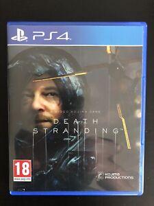 death stranding PS4 VF