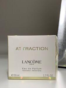 ATTRACTION-LANCOME-Eau-de-parfum-new-in-box-SEALED-50ml-spray-RARE