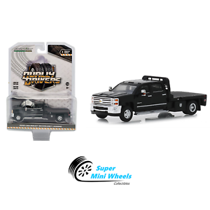 Greenlight-Dually-Drivers-Series-1-2018-Chevrolet-Silverado-3500-IN-STOCK