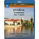 Dvorák: Symphonies Nos. 7 & 8 (2011)