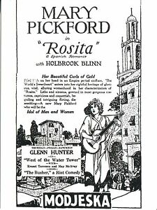 POST-CARD-OF-A-MOVIE-POSTER-OF-MARY-PICKFORD-IN-THE-MOVIE-ROSITA