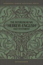 The Interlinear NIV Hebrew-English Old Testament, Kohlenberger III, John R., Acc