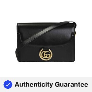Gucci GG Ring Shoulder Bag 589474 1DB0G 1000